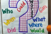 Anchor Charts Galore / by Shannon Mechell