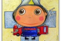 policier pompier