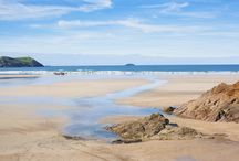 Polzeath, North Cornwall / Polzeath is a beautiful village on the North coast of Cornwall, home to a fantastic beach and one of the world's most renowned surfing destinations. Latitude50 have a range of beautiful holiday cottages in and around Polzeath.