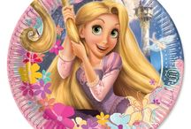 Party: Tangled / Rapunzel