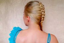 hair-braids / by Lisa Pridemore Barnett