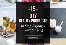 DIY Skincare and Bodycare