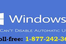 Call 1-8772423672 to Stop Windows 10 Automatic Update Download