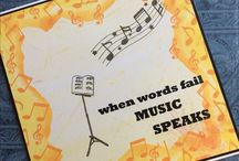 MINI MUSIC A7 stamps-INSPIRATION