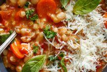 Fresh and Heathy Soups
