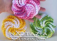 crochet patterns / by Doreen Lyons