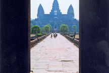 """""""Half A Million Miles From Home -- Cambodia: Then"""" / Though a picture is worth a thousand words, embedding images in an e-book takes several extra thousand kilobytes, which ultimately raises the cost of the book. To circumvent this and save you money I've posted a few scanned photos from Cambodia circa 2003 on a special Pinterest board.  Now go get the travelogue! -- http://www.amazon.com/dp/B010T8RAOQ"""
