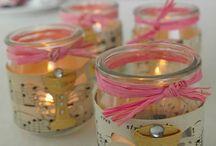 bougies ! lumières