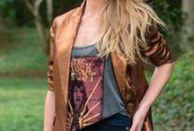 Alinne Moraes style