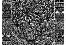 Eli Helman - New Works / Pen & ink drawings by outsider artist Eli Helman. www.elihelman.com