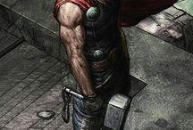 SHero / DC, Marvel, Teen Titans