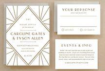 Gatsby Invitations