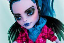 Custom dolls - Monster High