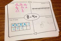School - number sense