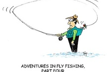 Fishing / Take me to the wilderness and a stream and give me a flyrod.....catch and release, enjoy the beauty of nature! / by Shaya Zucker
