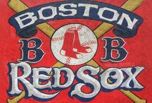 Boston Red Sox / by Julie Swartwout