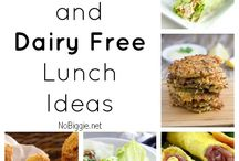 Wheat and dairy free / by Kelsey Bailey
