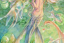 Mermaid Dreams / by Cynthia Bruce