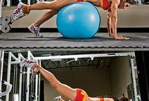 rady pro zdraví / posilování a uvolńování svalstva ,Pilates cviky