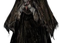 dark soul/bloodborme