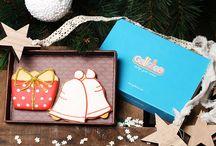 Dulce Navidad! / En el horno de Galletea se cuece la Navidad.