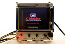 About X-toaster / Something about X-toaster reflow oven controller board