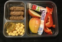 Bento Box School Lunches / Bringing nutrition to school lunch boxes through healthy bento boxes.