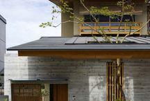 Facade Small House