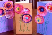 Mother's Day Art Project Ideas
