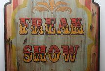 Freak Show & Circus