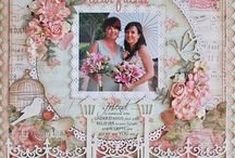 Shabby Chic layouts