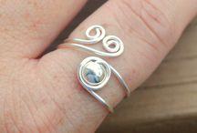 кольцо из проволки