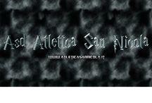 logo atletica san nicola / Atletica San Nicola