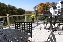Fence, Deck & Rail