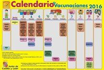 CALENDARIO VACUNAS 2016