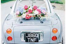 Wedding inspiration : Transport