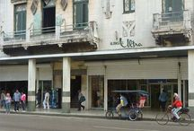 Calle Reina / La animada Calle Reina (oficialmente Avenida Bolívar) se extiende por más de 10 cuadras, desde la Calle Amistad, donde se levanta el Palacio de Aldama, hasta Belascoaín. / by Paseos por La Habana