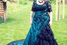 Gothic Brautkleider / Made by Cindy & Ella Hamburg
