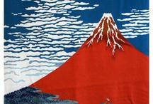 Ukiyo-e / Traditional japanese woodprints