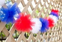 Patriotic Party Inspiration / by Cathy C - 505 Design, Inc