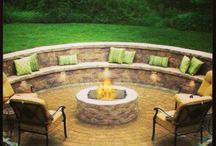 Backyard ideas / by Brandy Eber