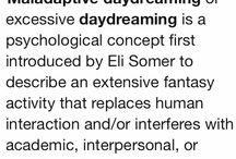 Daydreamer, night thinker