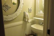 Bathroom Make Overs / by Janice Douglas