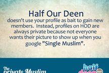 Half Our Deen