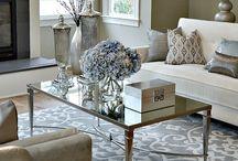 Living room / by Kristen Krug