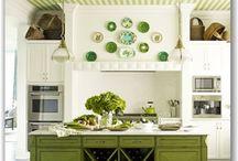 Kitchen ideas / by Dawn Burkett