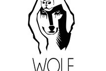 Wolf Courtesy (music) / Wolf Courtesy is a band formed by the couple Raw Man & Blanche. Follow them on http://wolfcourtesy.tumblr.com/