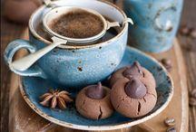 Sjokolade og kaffe