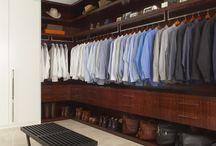 Szafy garderoby schowki