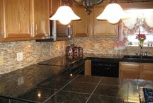 Backsplash Ideas / by Sharon Splane